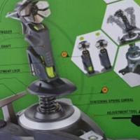 Cyborg FLY9 Wireless Flight Stick Xbox 360