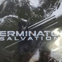 Terminator Salvation XBOX 360 Game