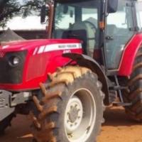 Massey Ferguson MF480 4x4 Tractor