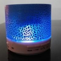Portable Bluetooth Speaker - MIcro SD Card/Bluetooth/USB/FM Radio/Aux/Handsfree Calls