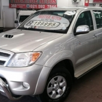2007 Toyota Hilux 3.0 D4D Raider, Only 172000Km's,Full Service History, Powersteering