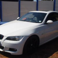 2010 Bmw 335i coupe a/t sport