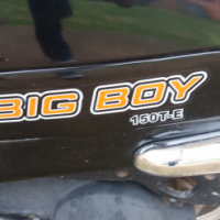 2014 Big Boy 150cc