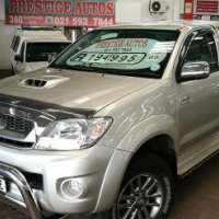 2008 Toyota Hilux 3.0 D4D Raider, Only 127000Km's,Full Service History, Powersteering