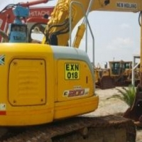 New Holland E200SR Excavator for sale