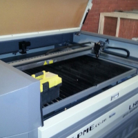 Laser Engraving and Cutting Machine 1400 x 1000 100W