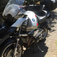 2003 BMW R1150GS ADVENTURE