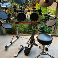 Used, Yamaha Silent Session Drum for sale  South Africa