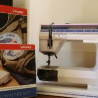 Harsquvarna Embroidery Machine