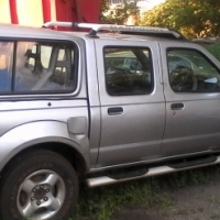 nissan dpuble cab for sale or swop