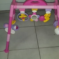 Baby gym for sale.
