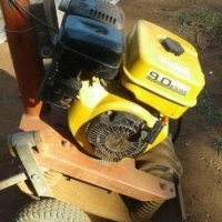 PLATE COMPACTOR - READY TO USE