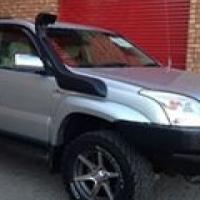 2003 Toyota Prado 4.0 V6 VX