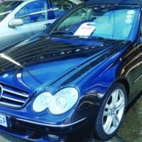 2007 Mercedes Benz CLK 350