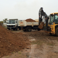 RUBBLE REMOVALS / DEMOLITION / SUPPLIERS OF BUILDING MATERIALS / - ICONSULTEK (PTY) LTD