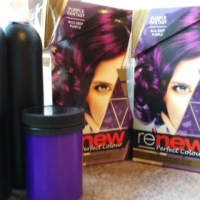 Purple Hair Dye & Maintenance products