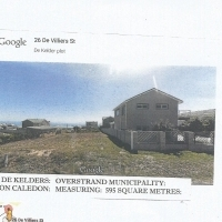 STUNNING SEA VIEW PLOT FOR SALE IN DE KELDERS