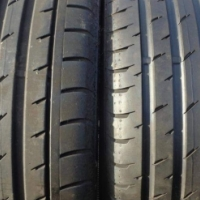 225/45 17 x 2 Continental Conti3 Tyres(75% Tread).  R1200 for both