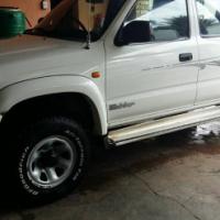 2002 Toyota Hilux 3.0 Kzte