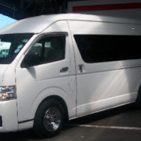 Give Yourself the Best Driving Experience. 2014 TOYOTA QUANTUM 2.5D GL BUS 14S (24R)