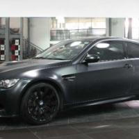 BMW MSeries M3 Frozen