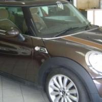 Mini Cooper S Mayfair Edition