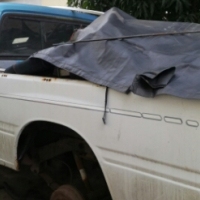 Isuzu SWB bin for sale