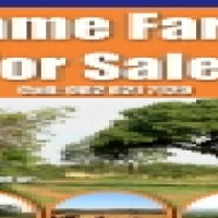 70 HECTARE GAME FARM FOR SALE