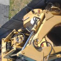 Digger Loader with Ford Engine