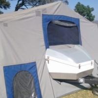 Zippa Camping Trailer