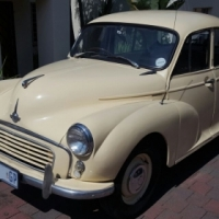 Classic Car for sale - Morris Minor Pristine Condition