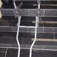 Thule bike rack (4 bikes) for SALE