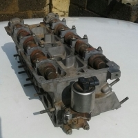 Cylinder head for 16 valves 2001 Opel Astra CDE 1.8