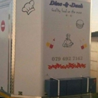 Fully Equipped food trailer
