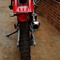 Swap for bakie/car DR800 suzuki Dakar (marlboro)