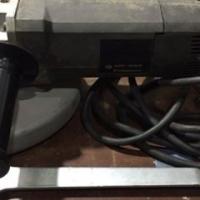 Black & Decker professional grinder 230mm