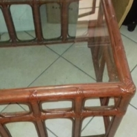 Small Cane table