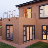 3 bedroom duplex in Olympus Country Estate , Olympus available 1 February 2017