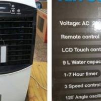 Logik air cooler