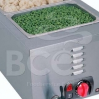 Anvil : Bain Marie Table Top - 1 Division
