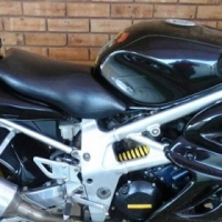 1998 TL100RS MOTOR BIKE FOR SALE