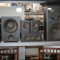 Sansui Surround Sound S022475E #Rosettenvillepawnshop