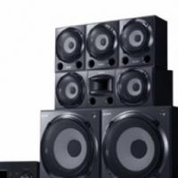 Sony 6.2 Home Theatre Surround Sound system.