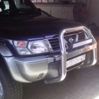 4x4 Nissan Patrol for sale
