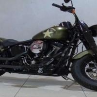 Harley Davidson Softail FLS Softail Slim