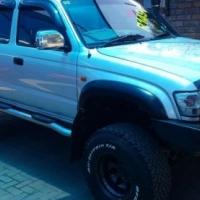 Toyota Hilux 2.7 I RAIDER D/C 4X4 MANAUL