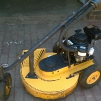 Lawn Mower, 3 Wheel, Sprinkaan
