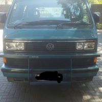 1994 2,5i Caravelle - racing green Metallic