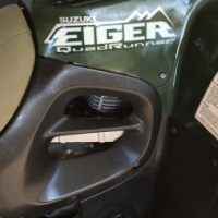Suzuki Eiger 400 4x4 Utility Quad