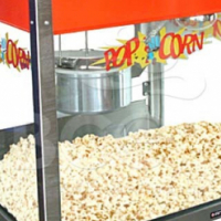 Popcorn Machine Anvil - 16Oz